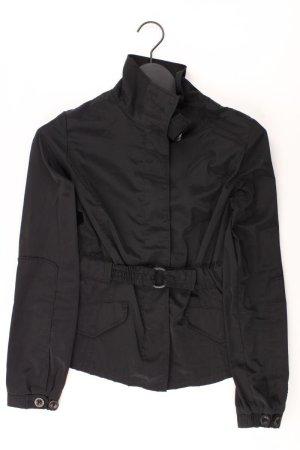 Closed Jacket black polyester