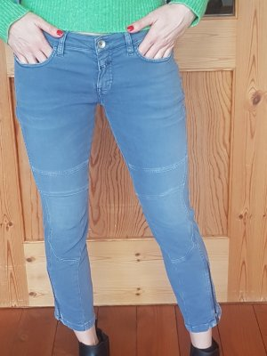 Closed Jeans 7/8 bleu azur