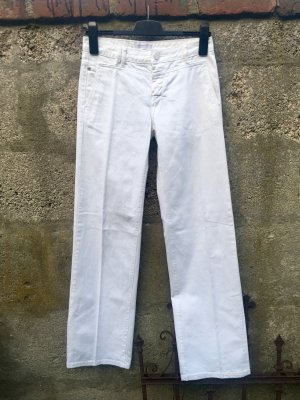Closed Jeans large blanc