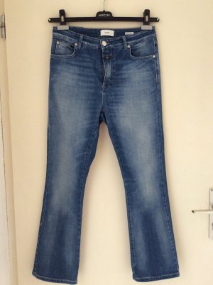 Closed 7/8 Length Jeans blue-steel blue