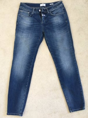 Closed 7/8-jeans donkerblauw