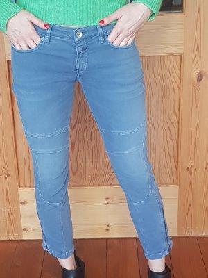 Closed Jeans a 7/8 azzurro