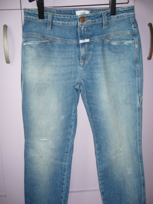 Closed Baggy jeans lichtblauw