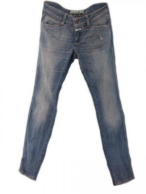 CLOSED - Jeans - Gr. 25 - destroyed look - cool stone washed ++ TOP ZUSTAND ++