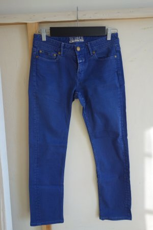 Closed Jeans a 7/8 blu Cotone