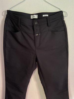 Closed Pantalone a 7/8 nero Cotone