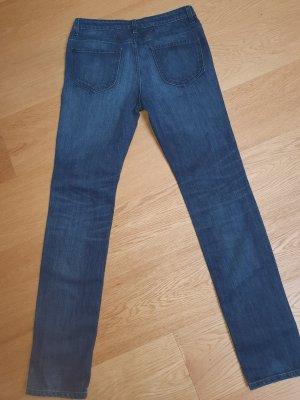 Closed Jeans a gamba dritta blu-blu scuro