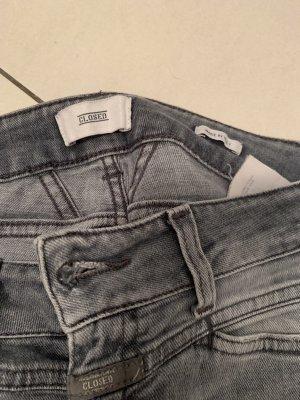 Closed Jeans Pedel Star 24 grau
