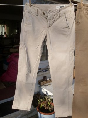 Closed Jeans Reithose Stoffhose hellbeige Gr. 36