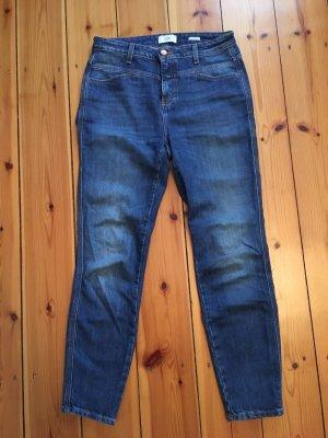 Closed Jeans 7/8 bleu foncé
