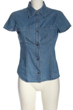 Closed Denim Shirt blue casual look