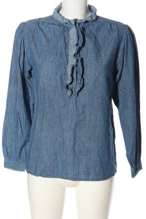 Closed Jeanshemd blau Casual-Look