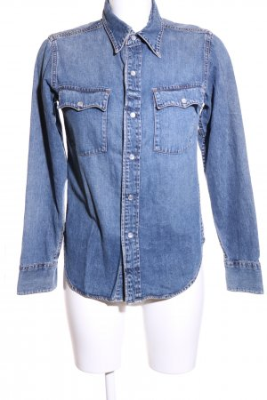 Closed Denim Shirt blue casual look