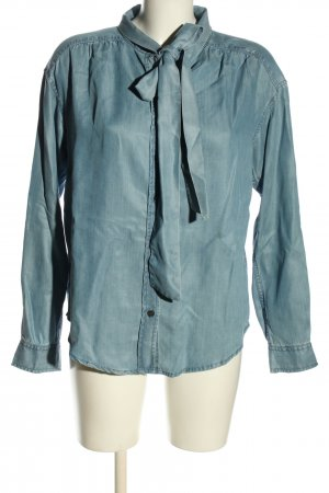 Closed Jeanshemd blau Casual-Look
