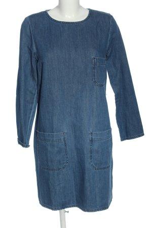 Closed Jeanskleid blau Casual-Look
