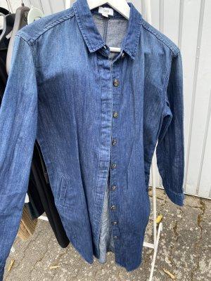 Closed Jeansjurk donkerblauw