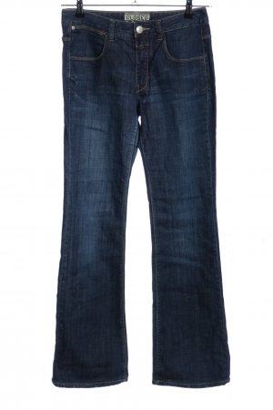 Closed Jeansschlaghose blau Casual-Look