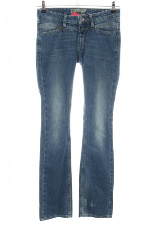 Closed Jeans flare bleu style décontracté