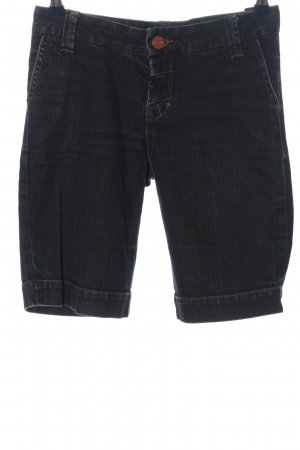 Closed Jeansshorts blau Casual-Look