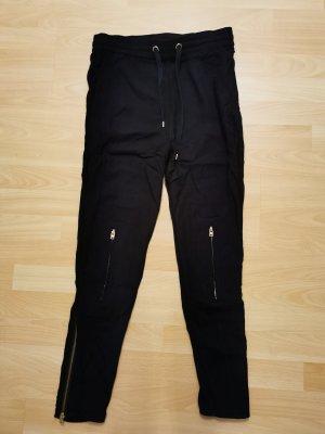 Closed Sweat Pants black