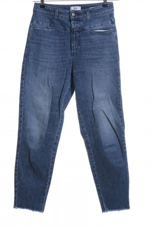 Closed Jeans a carota blu stile casual