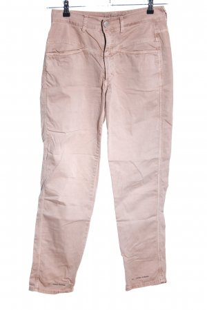 Closed Pantalone kaki marrone stile casual