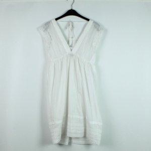 CLOSED Kleid Gr. S weiß Boho Style (20/03/042*)
