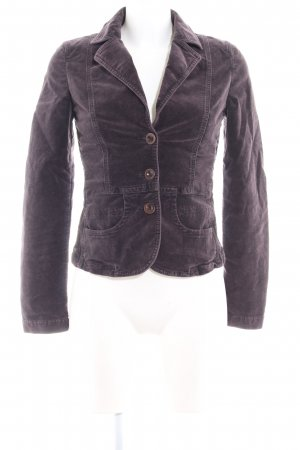 Closed Kurz-Blazer braunrot Casual-Look
