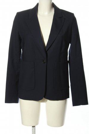 Closed Kurz-Blazer dunkelblau Business-Look