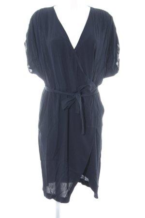 Closed Sukienka z krótkim rękawem niebieski W stylu casual