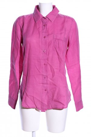 Closed Langarm-Bluse pink Casual-Look