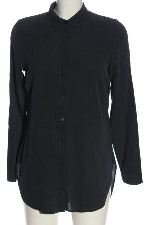 Closed Camicia a maniche lunghe nero stile professionale