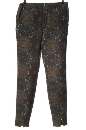 Closed Leggings abstraktes Muster Casual-Look