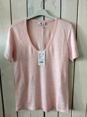 Closed T-shirt vieux rose lin