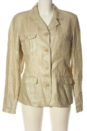 Closed Blazer largo color oro look casual