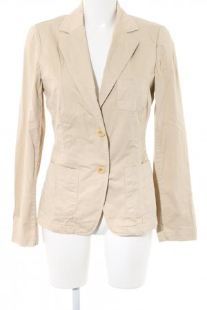 Closed Long-Blazer creme Business-Look