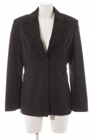 Closed Long-Blazer schwarz Casual-Look