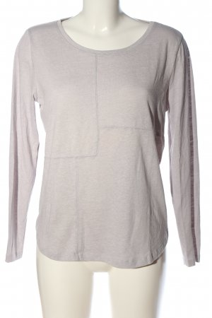 Closed Longsleeve creme Casual-Look