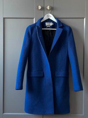 Closed Mantel blau Größe 36