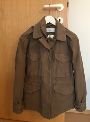CLOSED Parka Jacke in khaki / oliv, Gr. M