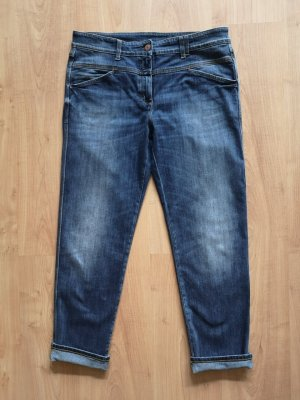 Closed 7/8-jeans blauw-donkerblauw
