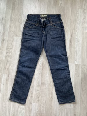 Closed 7/8 Length Jeans dark blue