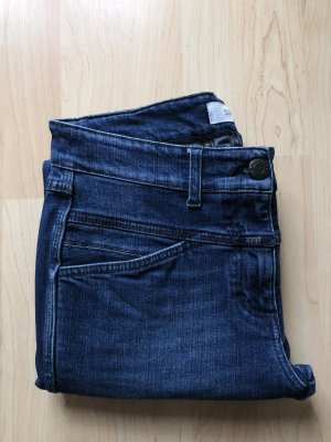 Closed Pedal Position Jeans