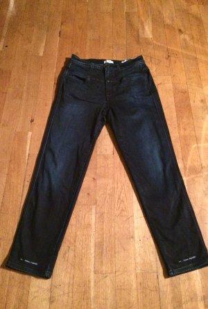 CLOSED Pedal Pusher Jeans aktuelle Kollektion dunkelblau Stretch It 46 D 40 NP 189€