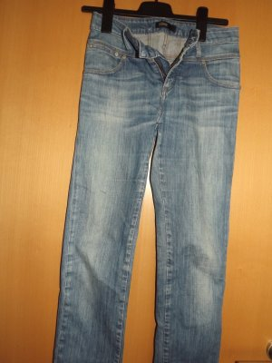 Closed Pedal Pusher Jeans Gr. 26
