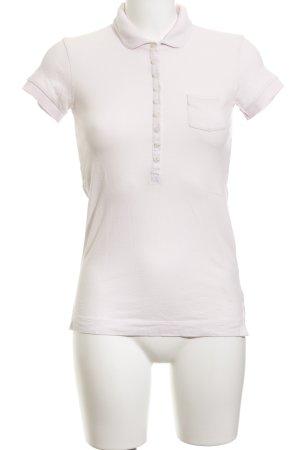 Closed Polo-Shirt hellrosa klassischer Stil