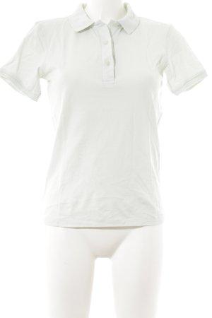 Closed Polo-Shirt mint klassischer Stil