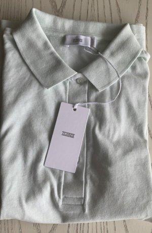 Closed Poloshirt T-Shirt Shirt türkis Gr.XS