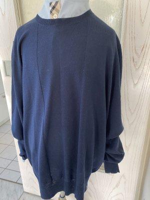 CLOSED Pullover , Größe L, Marineblau