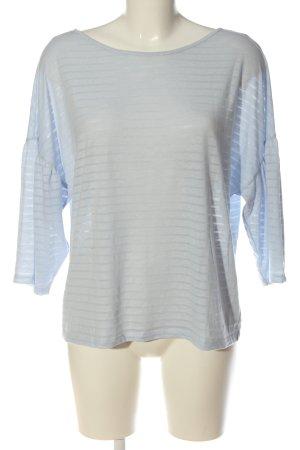 Closed Ringelshirt blau Streifenmuster Casual-Look